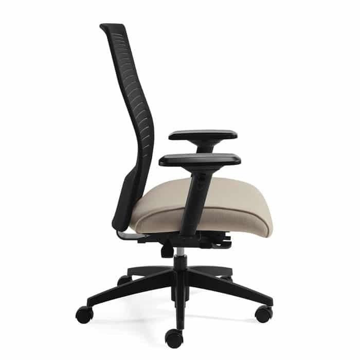 Hoover Task Chair side
