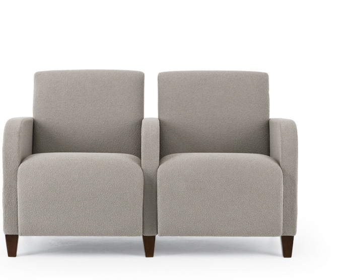 anise double guest chair
