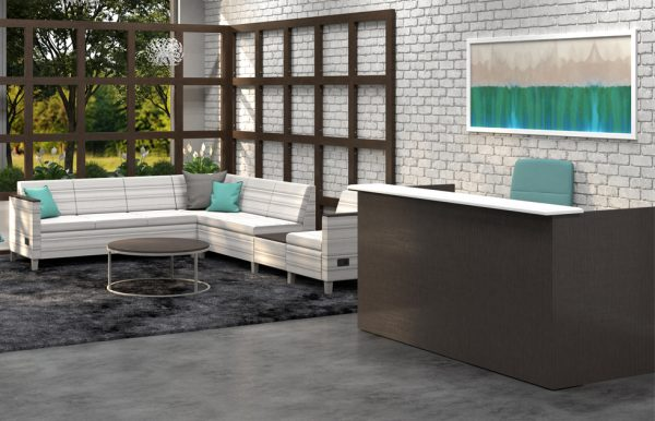 Aura Isla Bailey Jot 1 Reception Furniture