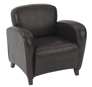 Ernie collection club large armrest chair