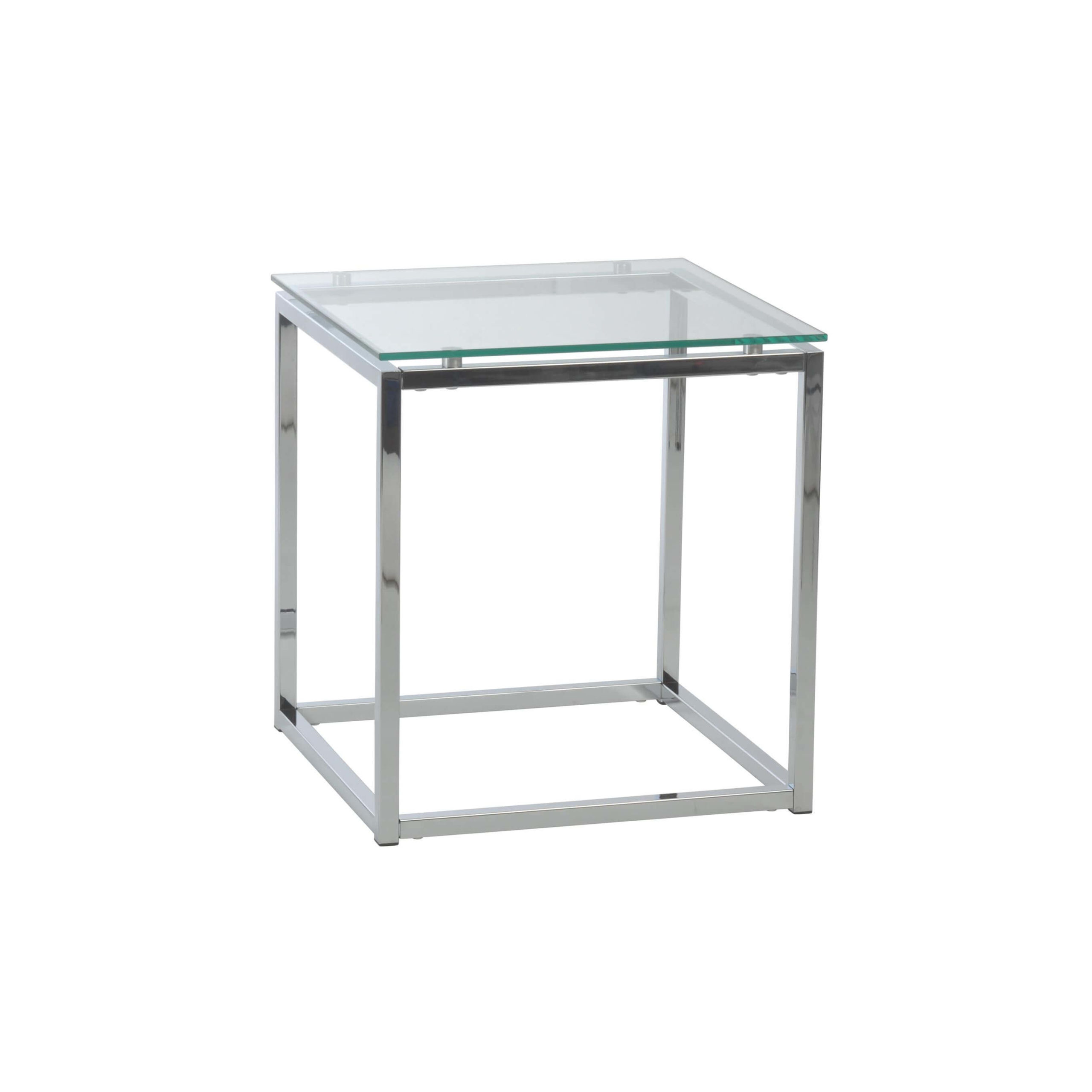 "ANDOR 17"" SQUARE END TABLE"
